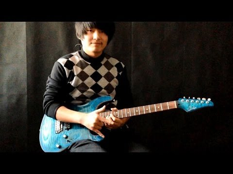 Jerry C – Canon Rock (Electric Guitar) – by Vichede | The Glog