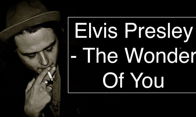 Elvis Presley – The Wonder Of You [Guitar Cover With CHORDS]