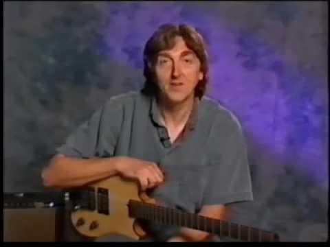 Allan Holdsworth – Guitar Lesson 01