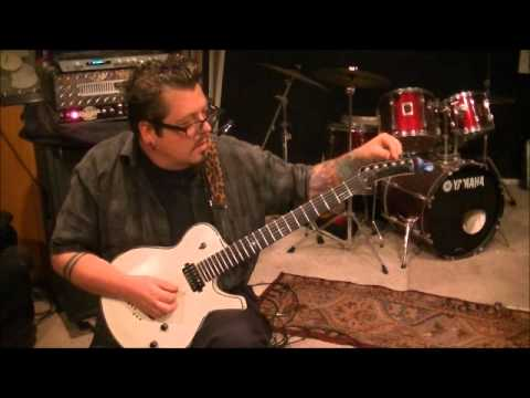 How to play Living In A Dream by Arc Angels on guitar by Mike Gross
