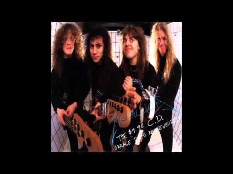 Metallica Blitzkrieg backing track (guitar)