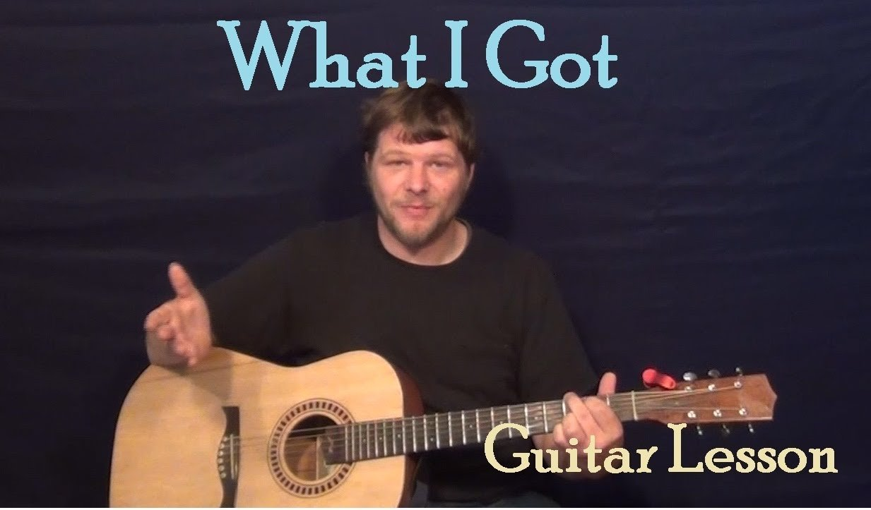 What I Got (Sublime) Easy Guitar Lesson How to Play Tutorial with Solo Licks and Scale
