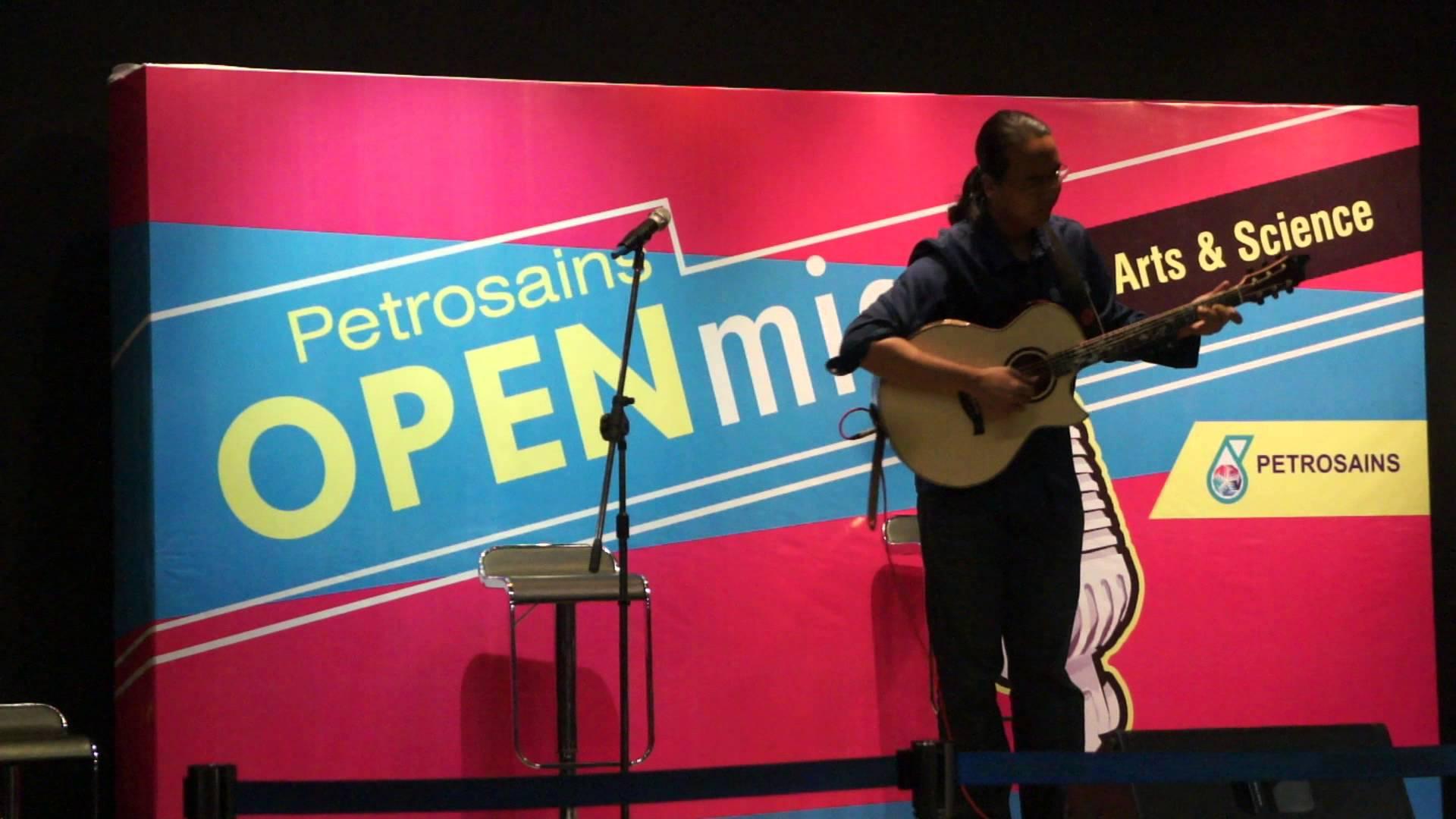 Malam Bulan Dipagar Bintang (P. Ramlee) – Malaysian Fingerstyle Guitar by Az Samad
