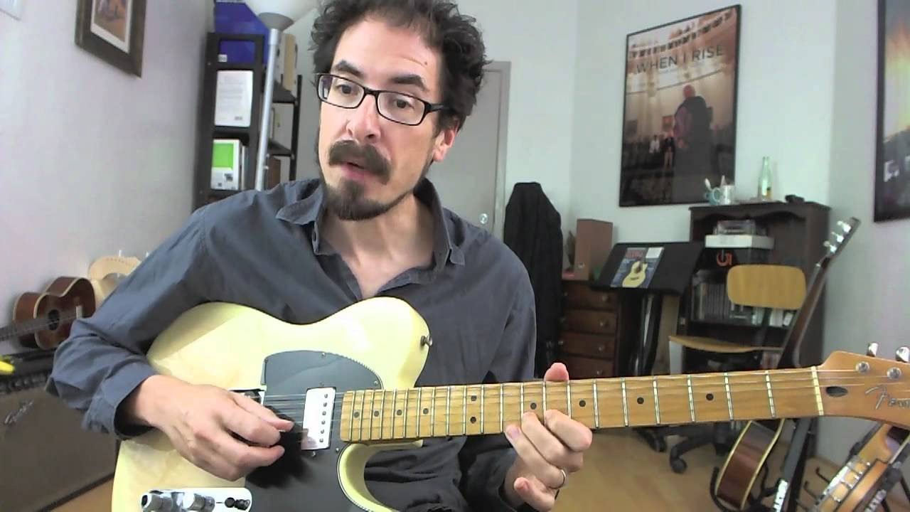 50 Jazz Blues Licks – #23 Grant Green – Guitar Lesson – David Hamburger