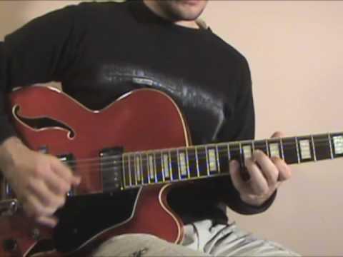 Jazz etude lesson