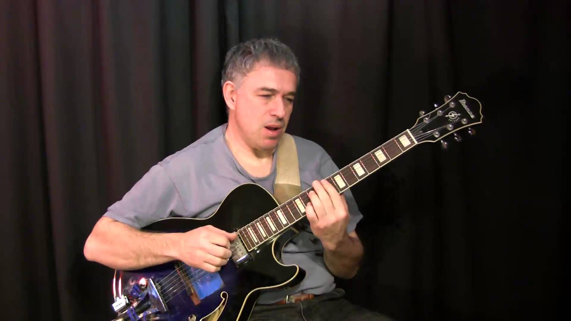 The Way You Look Tonight, solo guitar, Jake Reichbart, lesson available!