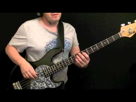 Learn How To Play Bass Guitar To Roadhouse Blues – The Doors