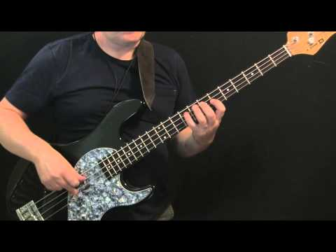 Blues Bass  – Johnny B Goode – Tommy Shannon