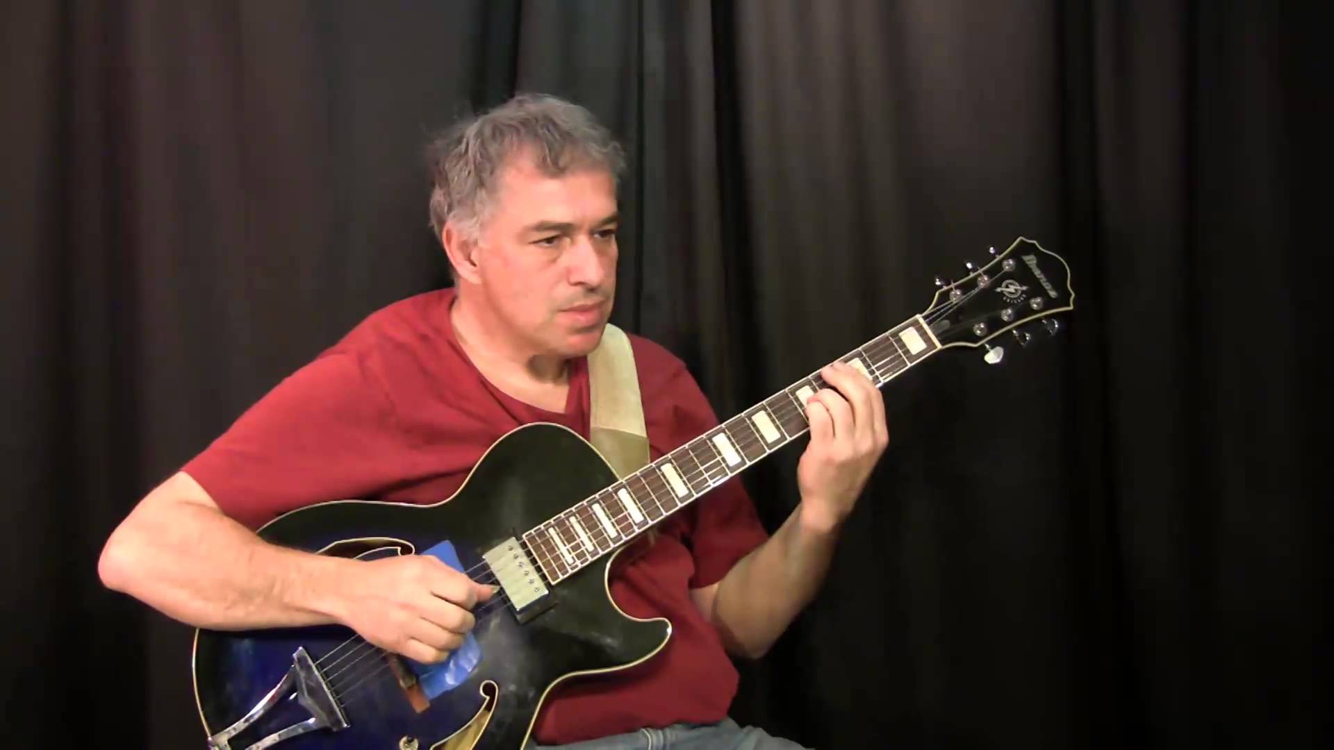 Killing Me Softly, Roberta Flack, fingerstyle guitar cover, Jake Reichbart, lesson available!