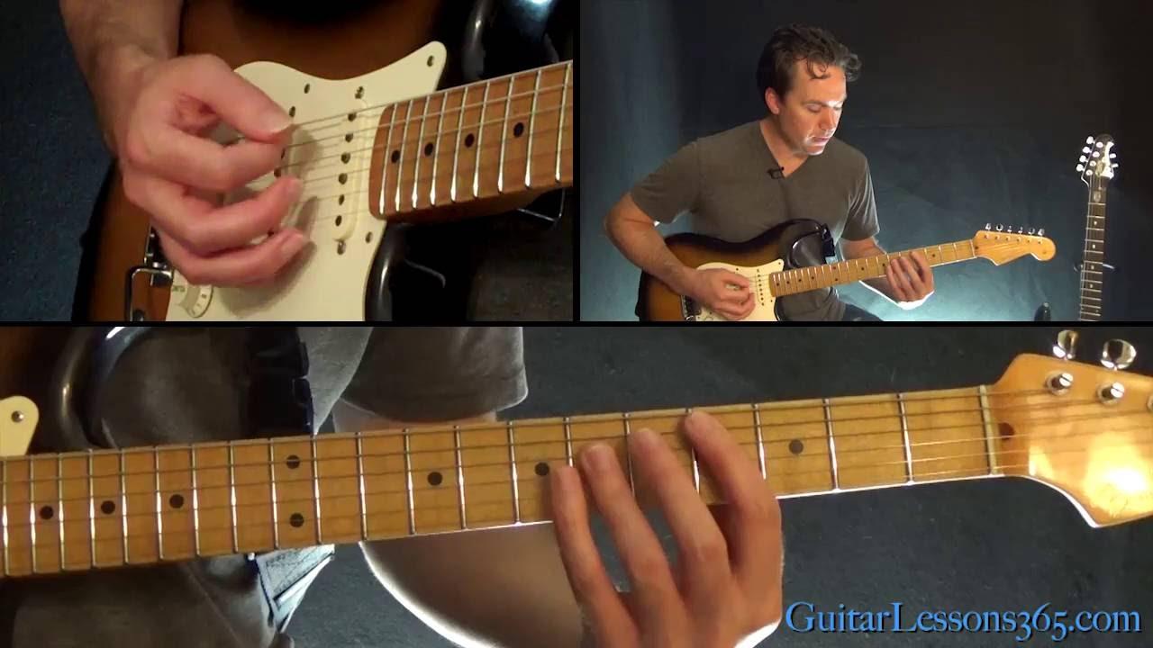 Nirvana – Rape Me Guitar Lesson