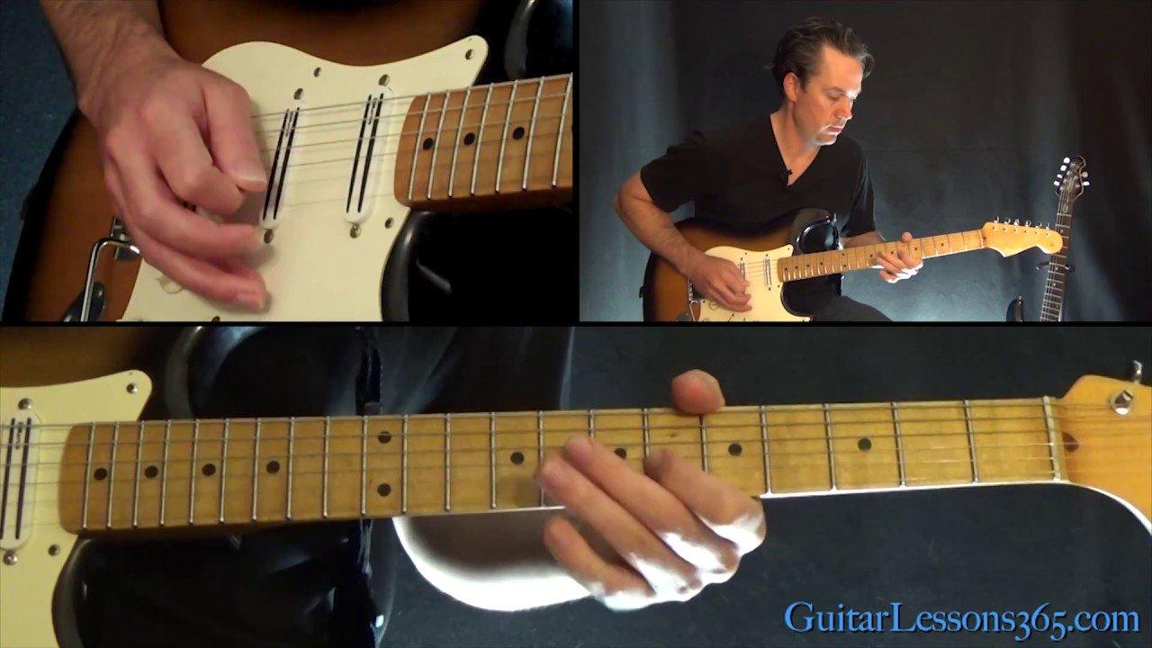 Still Got The Blues Instrumental Guitar Lesson – Gary Moore