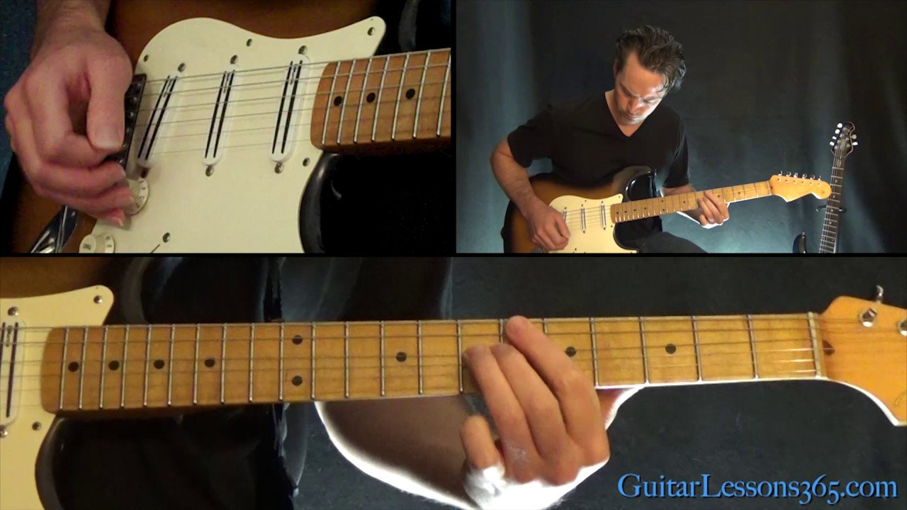 Still Got The Blues Guitar Instrumental Cover – Gary Moore