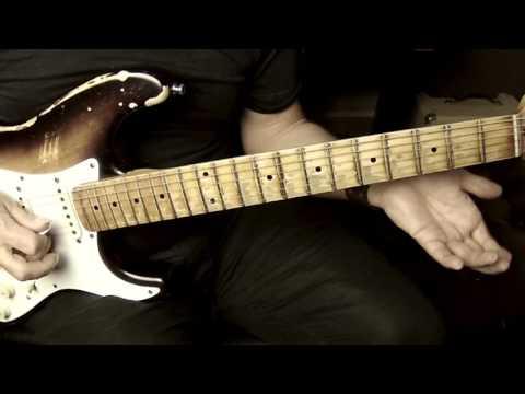 25 Blues Turnarounds – #1 – Guitar Lesson – Robbie Calvo