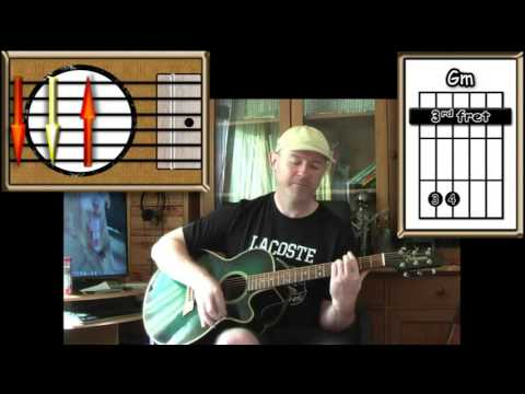 Alright – Supergrass – Acoustic Guitar Lesson