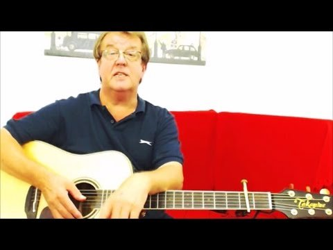 Guitar Lesson – Cats in the Cradle – Harry Chapin – Acoustic Cover – (Cover by Pete Winnett)
