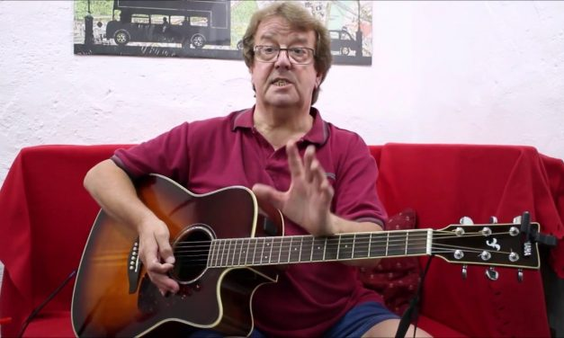 Guitar Lesson – Ruby Tuesday – The Rolling Stones – Acoustic Cover – (By Pete Winnett)
