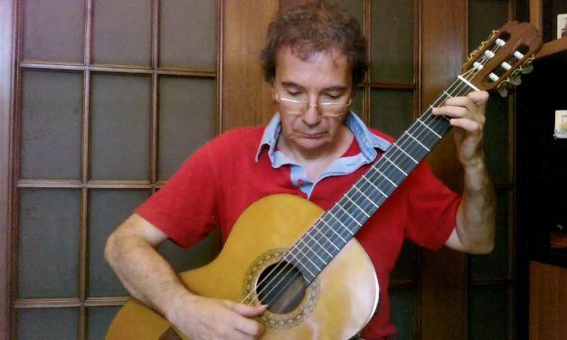 On My Own – Nikka Costa (Classical Guitar Arrangement by Giuseppe Torrisi)