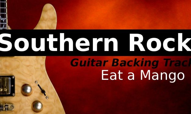 Southern Rock / Country Rock Backing Track Jam in A Mixolydian