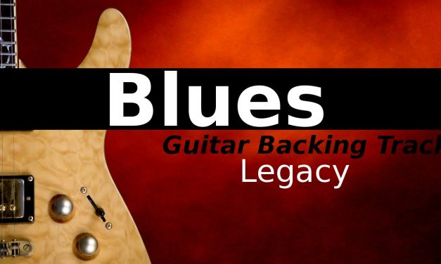 Delta Blues Backing Track Jam Gm