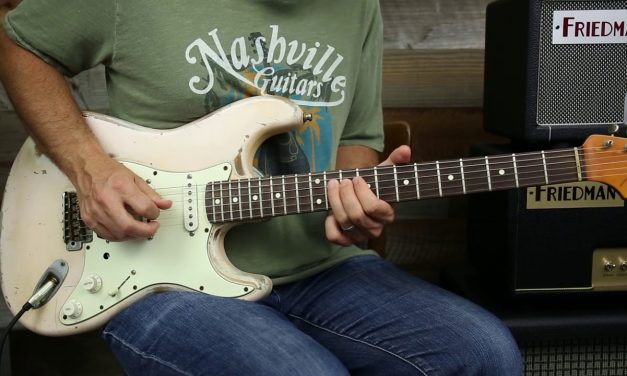 Lick Of The Day 7 – Guitar Lesson – Learn To Make Your Soloing Licks More Melodic
