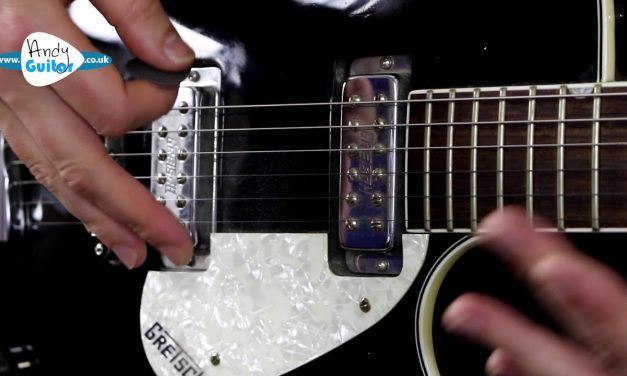 Mute Unwanted String Noise On Guitar