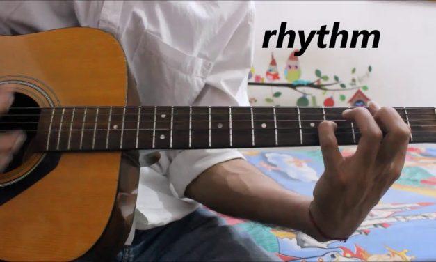 Phir Se Udd Chala – Simple Easy Hindi Guitar Lesson Chords – Rockstar – Mohit Chauhan