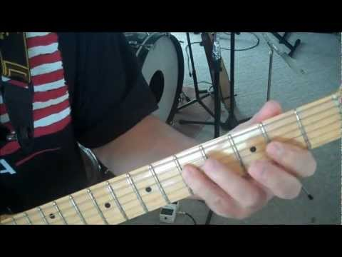Guitar Lesson: E minor Pentatonic, Blues, 3rds – 2nd Pattern