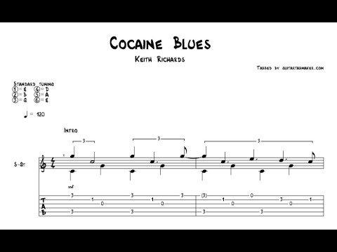 Blues Guitar Tabs