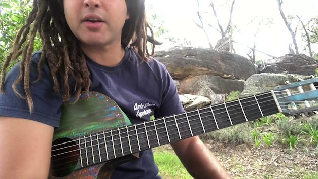 Blues Guitar Song Lesson- Simple and Effective!