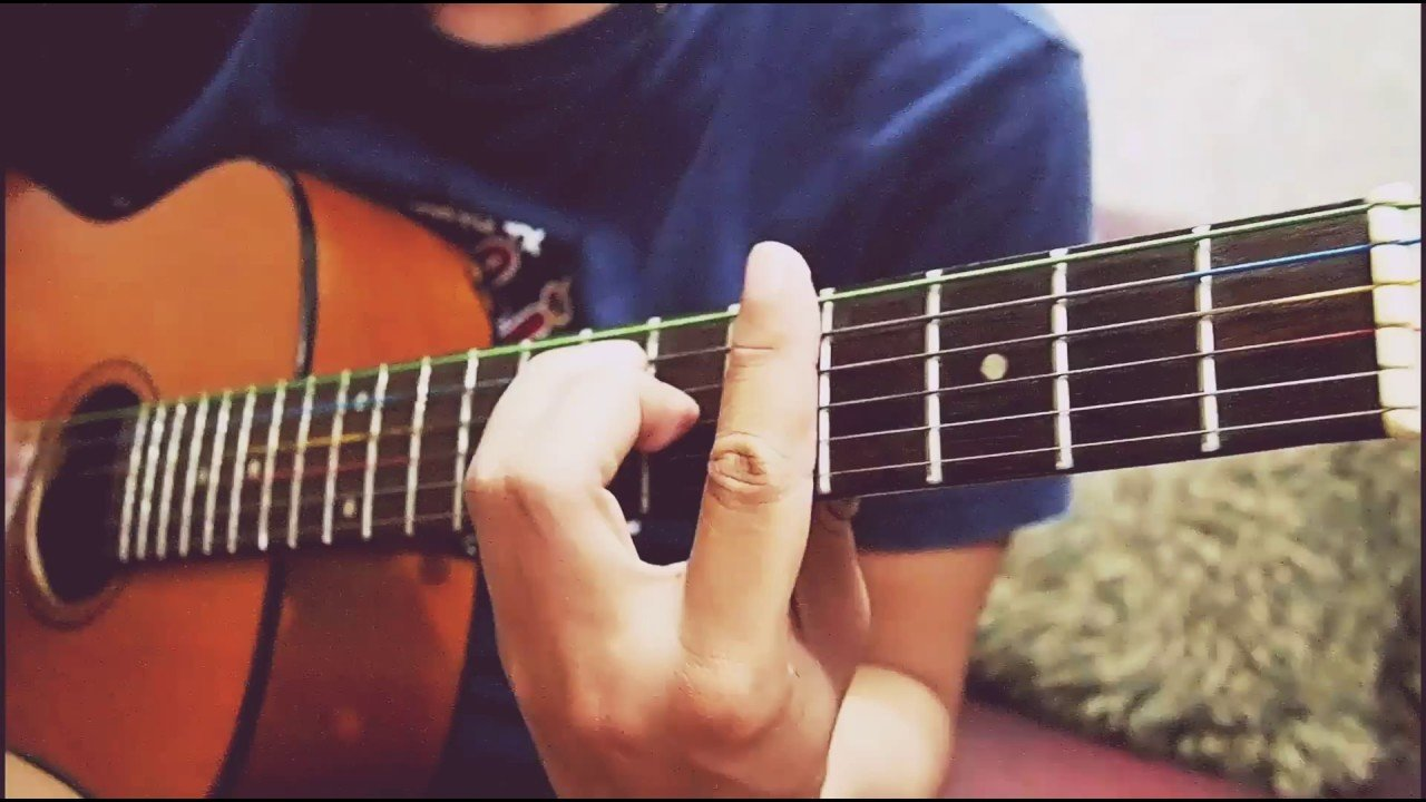 Payung Teduh Akad Lesson Guitar Tutorial Chord The Glog