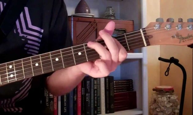 Guitar Lesson: Easy Blues Guitar Riff in E HD 'Blues Guitar Lesson' for Beginners