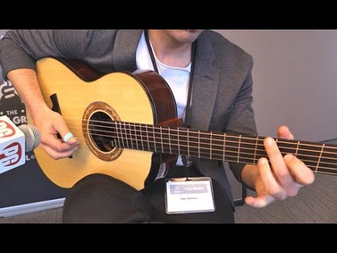 Holy Grail Guitar Show '18 – Greenfield Guitars G3, Concert Classical & G2 Demos