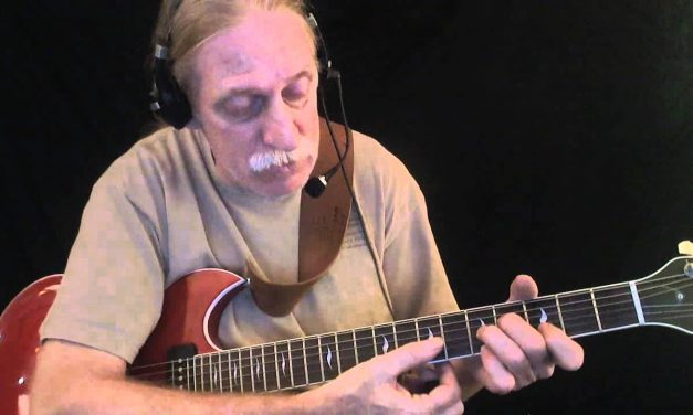 """How to Play """"Mojo Working"""" – Guitar Lesson – Red Lasner"""