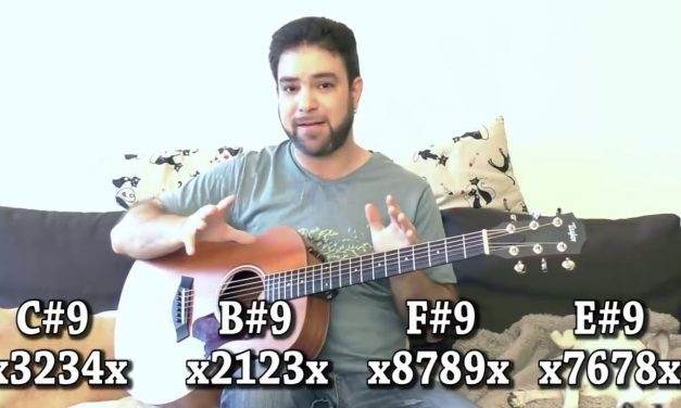 16 Awesome Ending Chords & Riffs For Pro Blues   Guitar Lesson Tutorial w  TAB