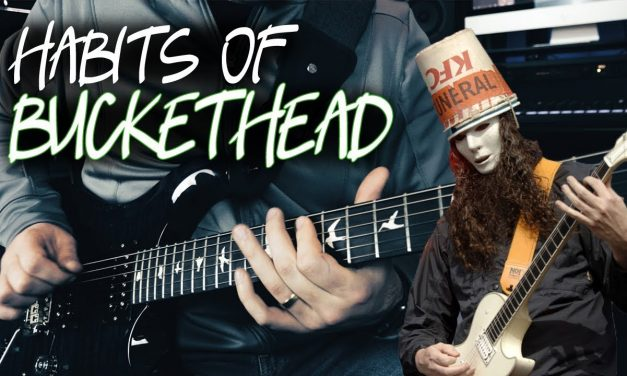 Habits of Buckethead