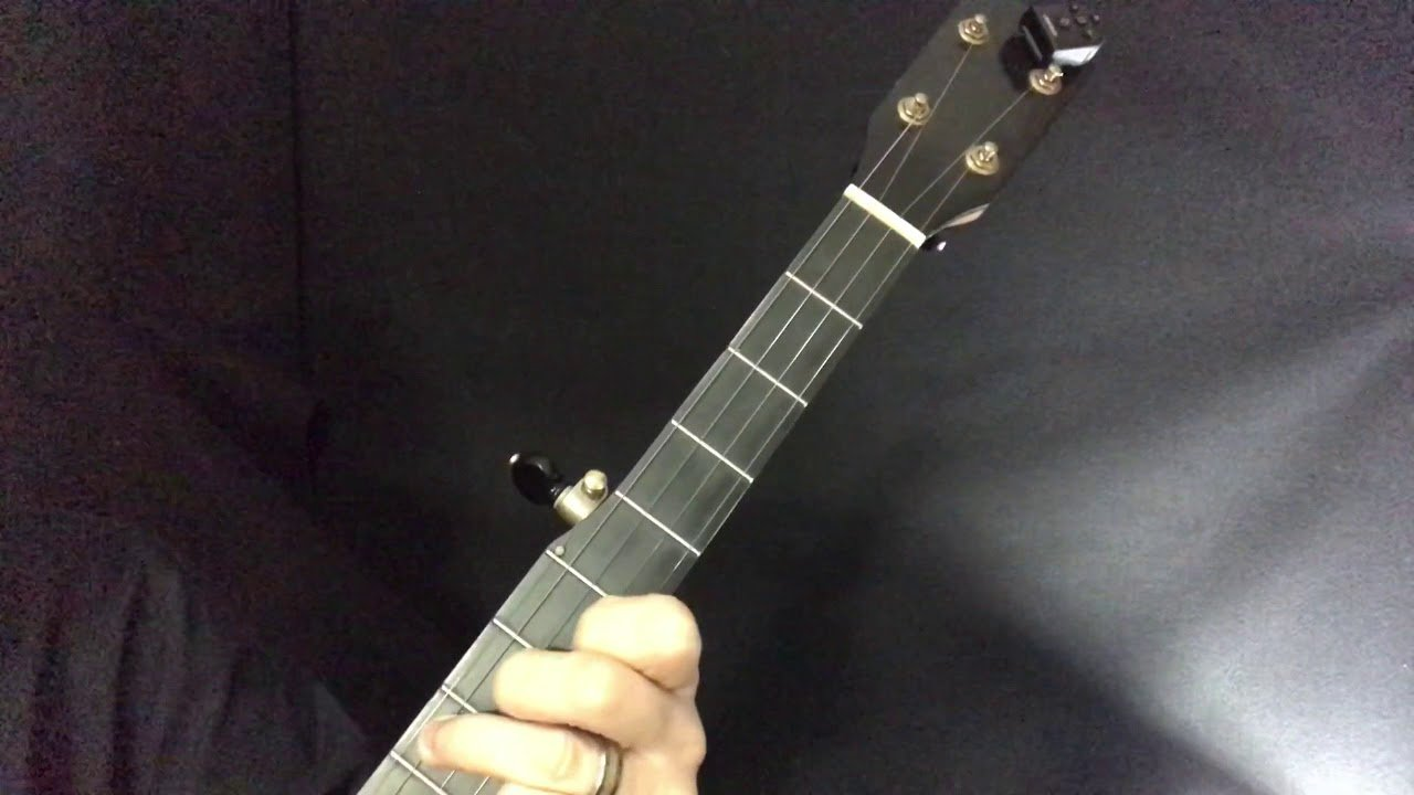 Chords And Chord Positions For Standard G Tuning The Glog