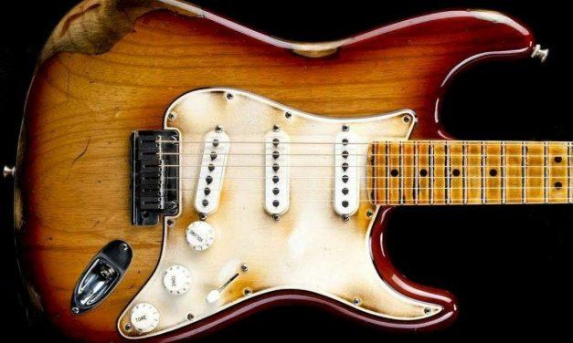 Nasty Blues Rock Guitar Backing Track Jam in G