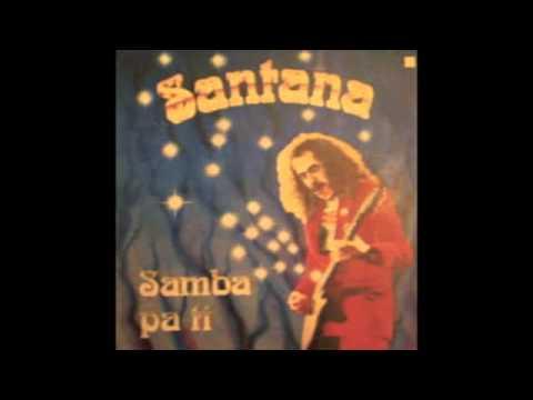 SANTANA – samba pa ti  guitar backing track