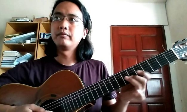 How to solo on Autumn Leaves -azsamadlessons.com Ep. 8