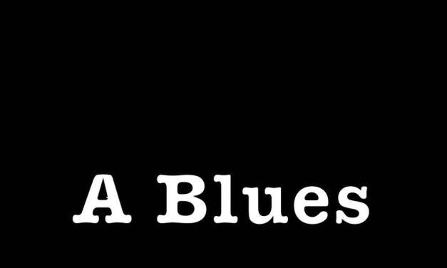 A Blues Backing Track 6/8