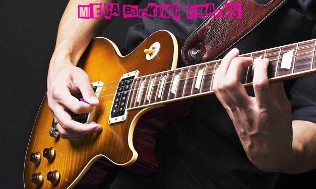 Soulful Mellow Funky Groove   Guitar Backing Track Jam in Em – 80 Bpm