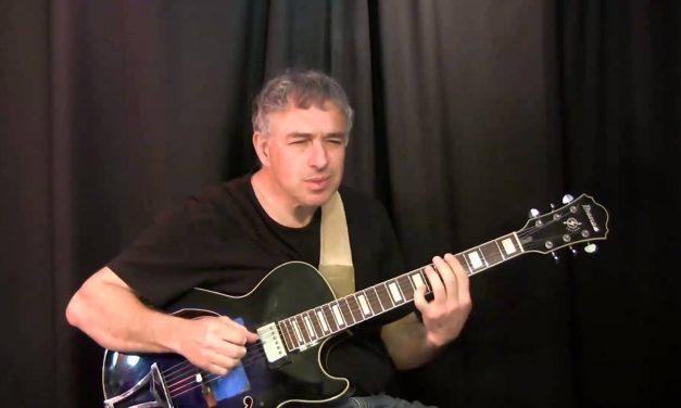 Same Ole Love, Anita Baker, fingerstyle guitar