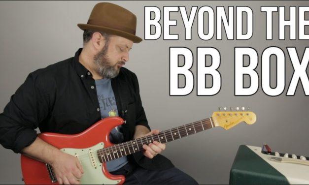 "Lead Guitar Lesson ""Beyond the BB Box"""