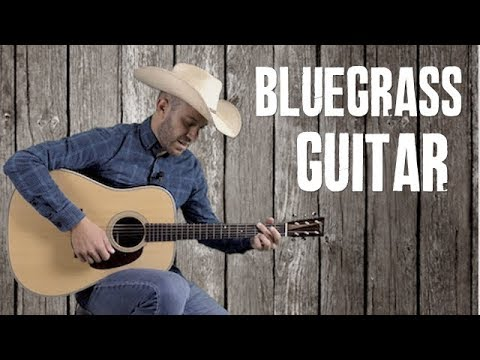 Hot Bluegrass Guitar Licks and Improvising Tips – Lead Guitar Lesson