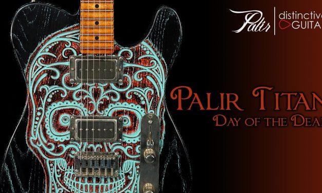 Palir Titan   Day of the Dead Relic Black