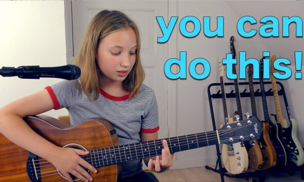 Your First Guitar Lesson (total beginner)