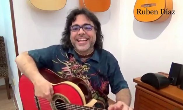 Buzzing frets…? /First make sure you are playing the right way (technique lesson modern flamenco )