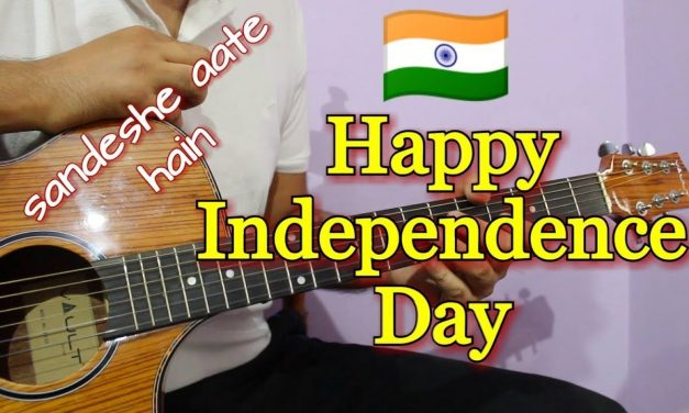 Independence Day Special – Sandeshe Aate Hai (Border) | Easy Guitar Tabs Lesson