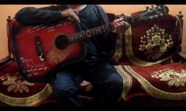"""Chogada tara""Song Of ""Loveratri""/Easy Guitar Chords/Lesson/Tutorial/Guitar Cover/Darshan Raval"