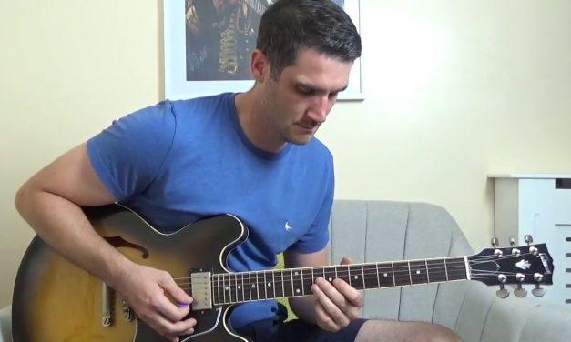 Cream Strange Brew Guitar Lesson Bite Sized Blues